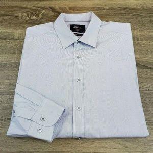 Charles Tyrwhitt Weekend Dress Shirt Mens Size XL